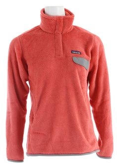Patagonia Re-Tool-Snap-T Pullover Dragon Fruit/Pickled Ginger Xdye - Women's WANT WANT WANT WANT WANT WANT!
