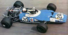 Jackie Stewart - Monza 1969 (Matra MS 80) 1980 - L'Automobile janvier 1979