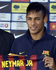 welcome to barcelona neymar congraz