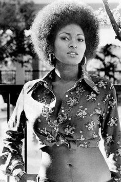 Pam Grier, 1974