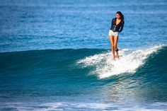 One of my best session in Hossegor :) Victoria Vergara
