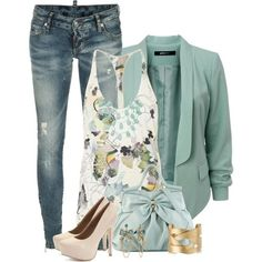 cute outfits polyvore - Google Search