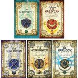 Secrets of the Immortal Nicholas Flamel Series Collection (The Alchemyst, The Magician, The Sorceress, The Necromancer, The Warlock)