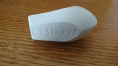 #3DBenchy - The jolly 3D printing torture-test 3D Print 17966