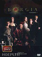 Borgia (I) - Stagione 01 (5 Dvd) un film di Oliver Hirschbiegel prodotto da Eagle Pictures