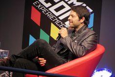Misha Collins na CCXP