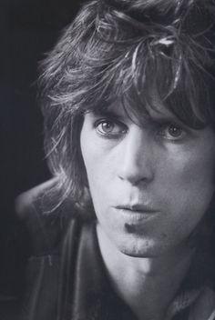 Keith Richards - London; 1974