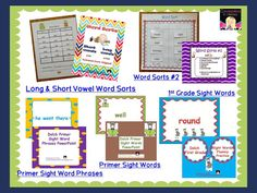 Conversations in Literacy: RTI Visual Lessons and Resources