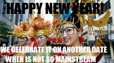 HIPSTER CHINESE NEW YEAR