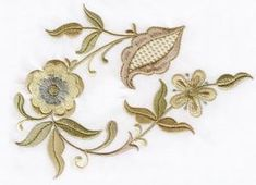 VINTAGE CHIC | OregonPatchWorks Custom Embroidery, Embroidery Thread, Machine Embroidery Designs, Free Design, Brooch, Chic, Vintage, Jewelry, Scrappy Quilts