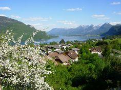 Ah, wie oft hab' ich diesen herrlichen Blick schon gesehen!St. Gilgen im Frühling (© Wolfgangsee Tourismus Gesellschaft)