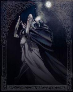 Notre Dame de Paris - Dom Claude Frollo & Esmeralda - illustration Emilie Renier