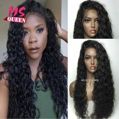 Cheap synthetic wigs heat resistant, Buy Quality synthetic wigs directly from China synthetic lace front wig Suppliers: New Cheap Sale Brazilian Short Deep Curly Wig Black Wig 180% Density Synthetic Lace Front Wigs Heat Resist