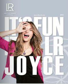 Il catalogo LR.Joyce contiene la collezione gioielli di LR.