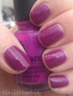 China Glaze Flying Dragon (Neon) #nails  Nail Newbie Dragon Nails, Neon Nails, China Glaze, Opi, Nail Polish, Nail Polishes, Polish, Nails, Manicure