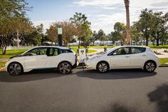 BMW & Nissan deploy a network of 120 DC fast-charging stations in U.S.
