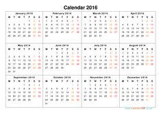 Calendar 2016 - Yahoo Image Search Results