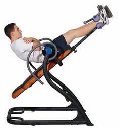Inversion table exercises - work up to this!