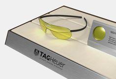 Tag Heuer Eyewear Display