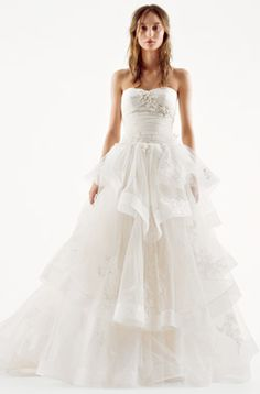 Wedding Dress Style - Ball Gown Silhouette