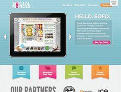 21 Excellent Portfolios and Design Agency Websites