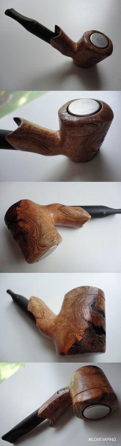 Custom #vape pipe