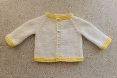 Ravelry: Tiny Topaz - Premature Baby Cardigan pattern by marianna mel Baby Romper Pattern Free, Baby Knitting Patterns Free Newborn, Baby Cardigan Knitting Pattern Free, Knitted Baby Cardigan, Baby Hats Knitting, Knitting For Charity, Knitting For Kids, Knitting Ideas, Tricot