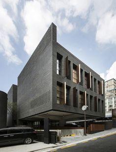 Gallery of SJ Office Building / Le Sixieme - 8