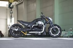 Lvpvs Alpha: A Space Age Moto Guzzi California   Bike EXIF
