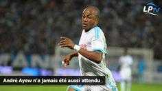 André Ayew va faire son retour sur les terrains lors de la réception de Bastia. À Marseille, il est attendu comme le messie.