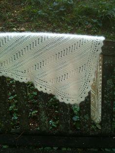 Ravelry: soulfulknitting's Wedding Shawl