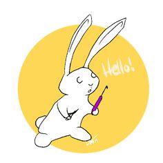 Little My from Moomin – free pattern – Katrine Klarer Baby Girl Crochet Blanket, Lovey Blanket, Crochet Blanket Patterns, Baby Patterns, Preemie Crochet, Crochet Lovey, Crochet Bunny, Cardboard Toys, Thick Yarn