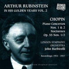 Un álbum de Arthur Rubinstein en Napster