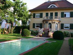 1. Preis des sächsischen Garten und Landschaftsbaus der Schimmteich im Villengarten Zittau