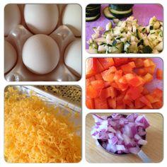 Muffin Frittatas #eggs #goodeggproject   via MyOtherMoreExcitingSelf.wordpress.com