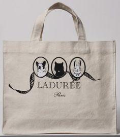 Laduree Easter shopper. :)