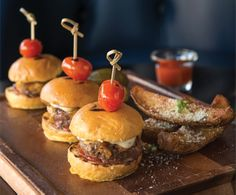 Kobe Sliders, Corked Wine Bar and Steakhouse in Bethlehem, PA | Lehigh Valley Style- April 2014