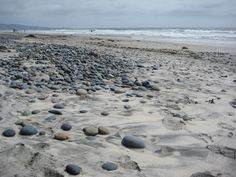 Beach Rocks Color Palette