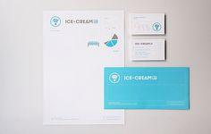 Ken Lo: Ice Cream Lab #Branding #Food #Graphic #Design #Packaging #Work http://deface365.blogspot.gr/2013/11/ken-lo.html#.UnaCxlTtlv4