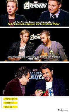 funny avengers pics - Google Search