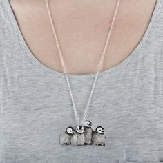 Fränt - A Mini Menagerie You Can Wear at http://eu.fab.com/sale/3694/