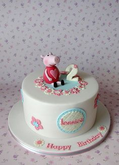 Main idea to use as a basis for her cake