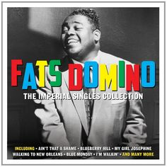 Fats Domino singer musician rock and roll pianist