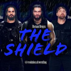 The Shield! Got a little bored so I created this.