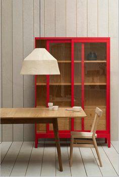 """Joyce"" cabinet by Pinch Design"