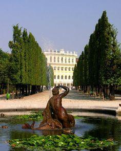 Palacio De Schonbrunn (Viena)