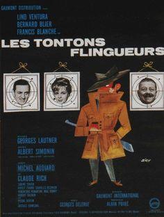 Georges Lautner - Les Tontons flingueurs