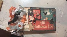 Halloween Mini Photo Album - https://www.etsy.com/shop/AllisonCraftland