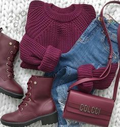 winter outfits college Casual styles for college girls - Casual Winter Outfits, Winter Fashion Outfits, Cute Fashion, Autumn Winter Fashion, Trendy Outfits, Fall Outfits, Fashion Shoes, Casual Clothes, Fashion Women