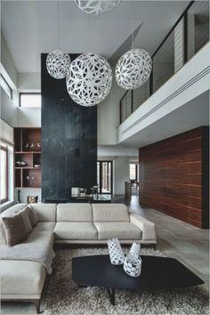 Luxury Living Room Interior Design Idea 169